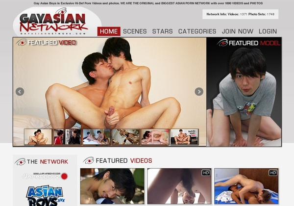 Gay Asian Networkpassword Free