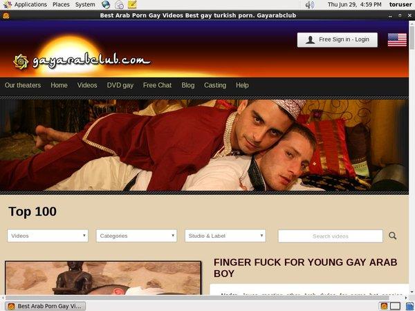 Gayarabclub.com Rocketgate