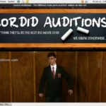 Sordidauditions With Gift Card