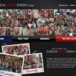 Czech Home Orgy Premium Accounts Free