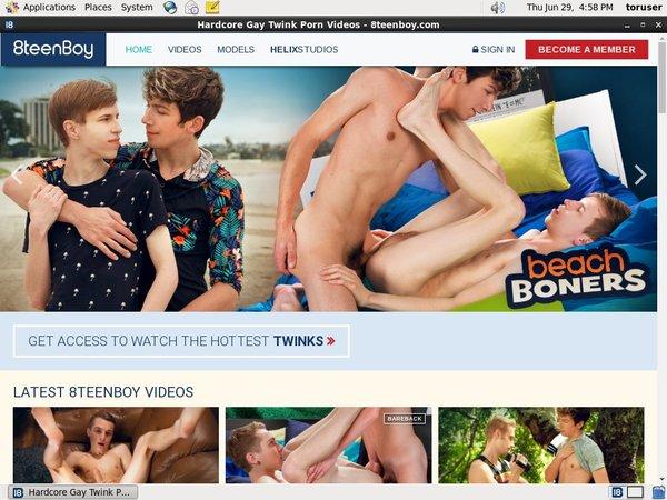 Create 8 Teen Boy Account
