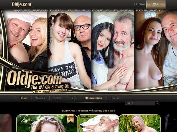 Oldje.com Free Trial Membership