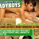 Third World Ladyboys Bank Payment