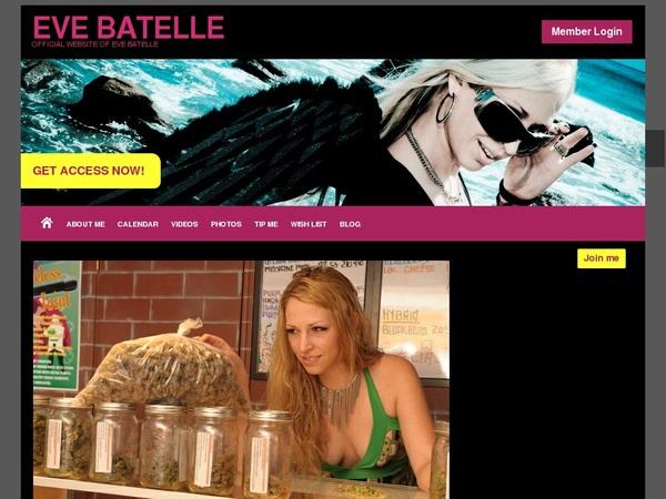 EveBatelle Premium Account Free