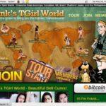 Franks T-Girl World Pw