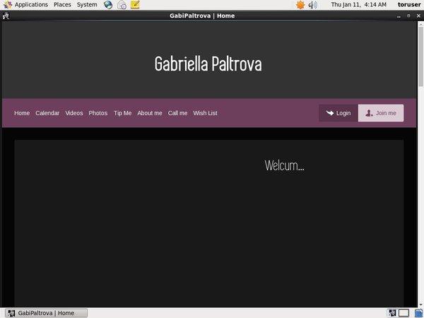 Gabriella Paltrova Discount Porn