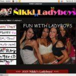 Get Nikki Ladyboys Free Logins