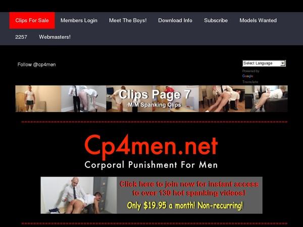 New CP 4 Men Discount