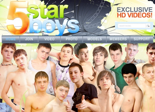 5starboys Coupon Code