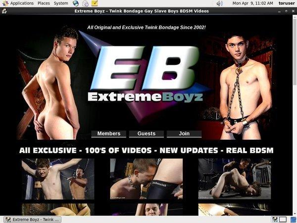 Extreme Boyz Premium Logins