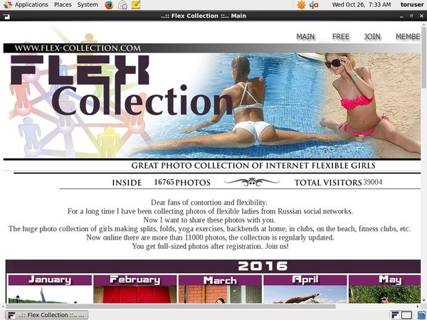 Flexcollection Coupon Link