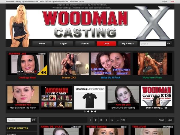 Woodman Casting X Porn Accounts