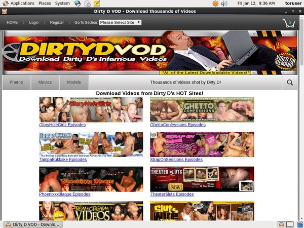 Dirtydvod Photo Gallery