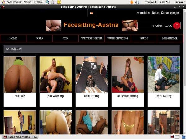 Facesitting-austria.com Free Members