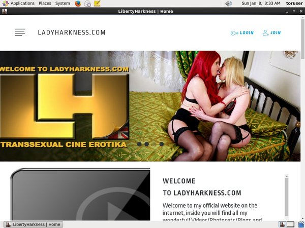 Libertyharkness.modelcentro.com New