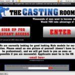 New Free Thecastingroom Account