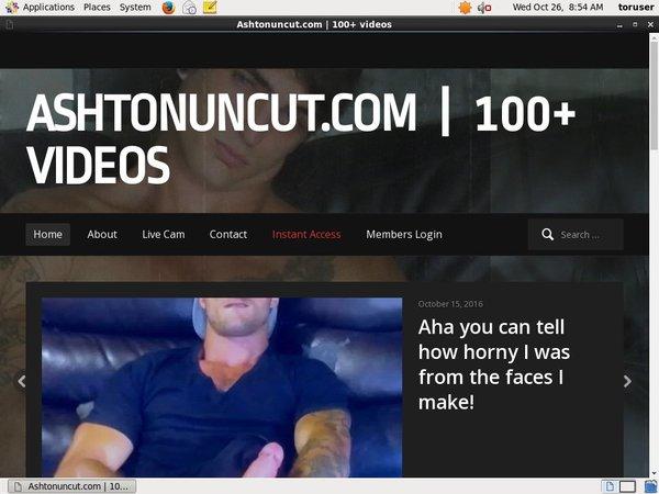 Premium Ashtonuncut.com Pass