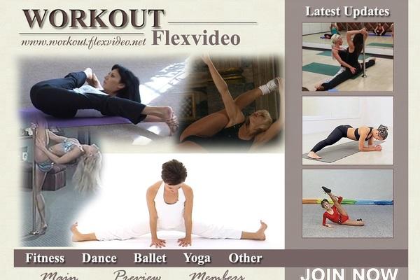 Workout.flexvideo.net Pass