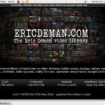 Ericdeman Username Password