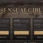 Working Sensual Girl Password