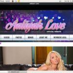 Aaliyahlove Desktop