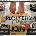 Working Crush Fetish Club Pass