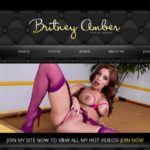 Britney Amber Premium Membership