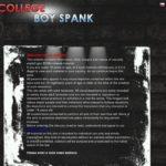 Collegeboyspank.com Alternate Payment