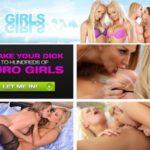 Euro Girls On Girls Porn Login