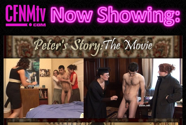 CFNM TV Xxx Video