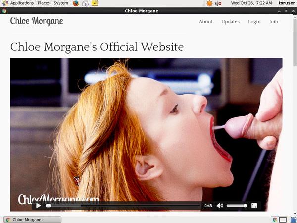 Chloe Morgane Discreet Billing