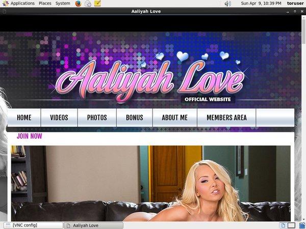 Discount Url Aaliyah Love