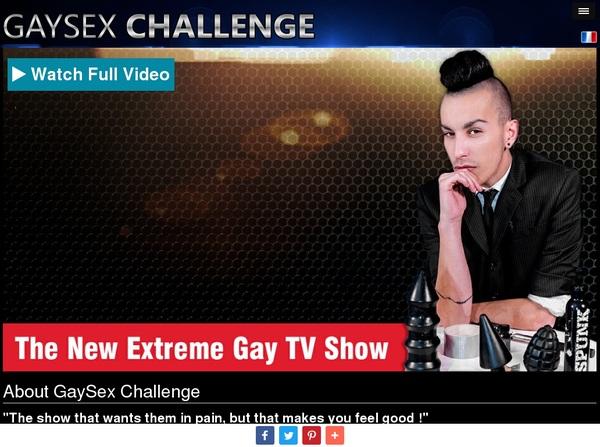 Gay Sex Challenge Movie