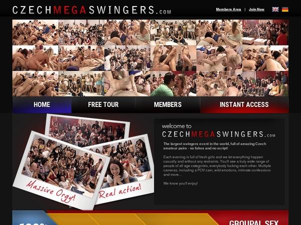 Get Czech Mega Swingers Discount Deal