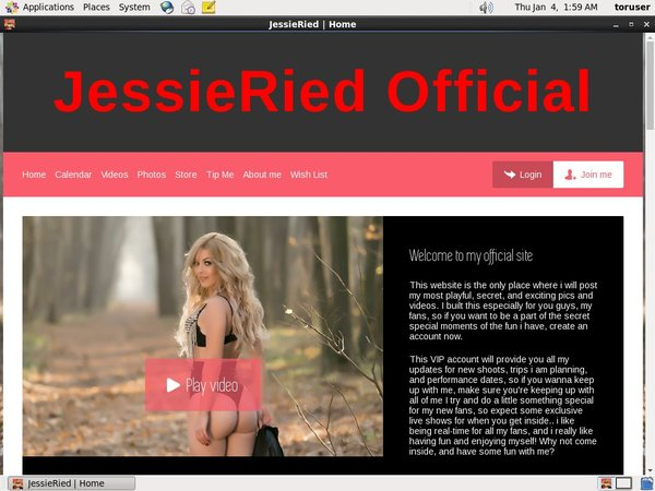 Get JessieRied Discount Offer