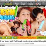 Teen Drillers Premium Login