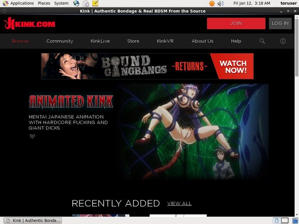 Animatedkink.com Purchase