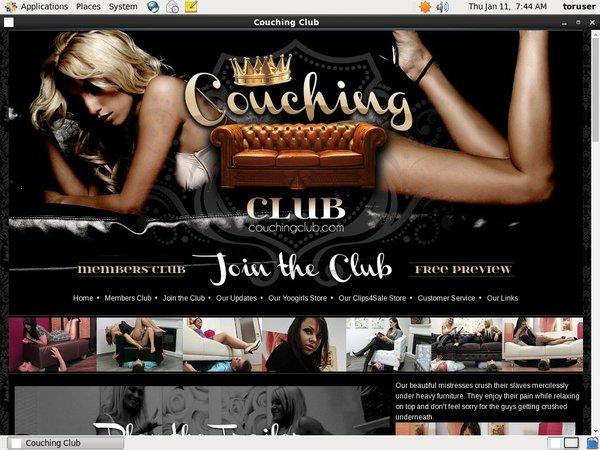 Couchingclub Trial Membership Deal