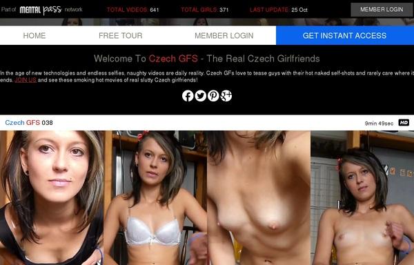 Czechgfs Subscription