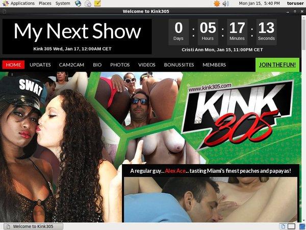 Kink305.com Passwords Forum