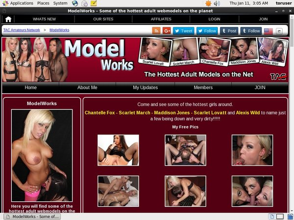 Modelworks Free Sign Up