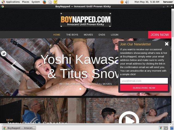 Boynapped Password Dump