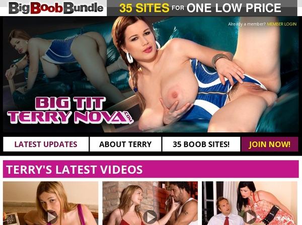 Free Big Tit Terry Nova Discount Trial