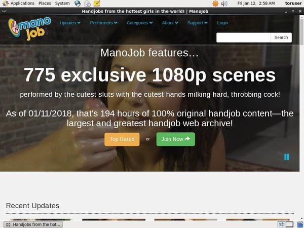 How To Get Free Manojob.com Account