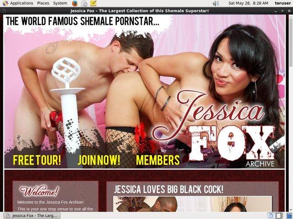 Jessicafox Buy Tokens