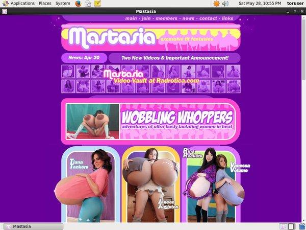 Mastasia Downloads