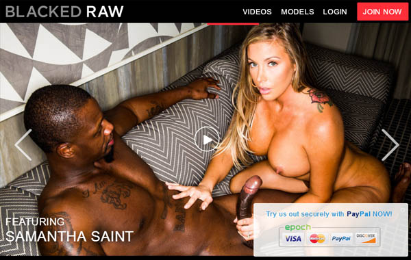 Blacked Raw Trial Pass