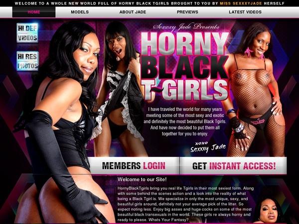 Free Hornyblacktgirls.com Trial