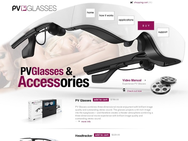 Sign Up For Pv Glasses