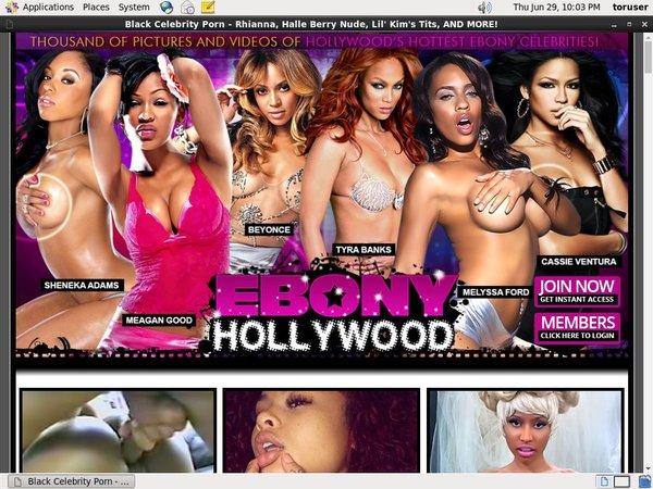 Access Ebony Hollywood Free